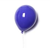 Palloncino decorativo in ceramica Balloon blu