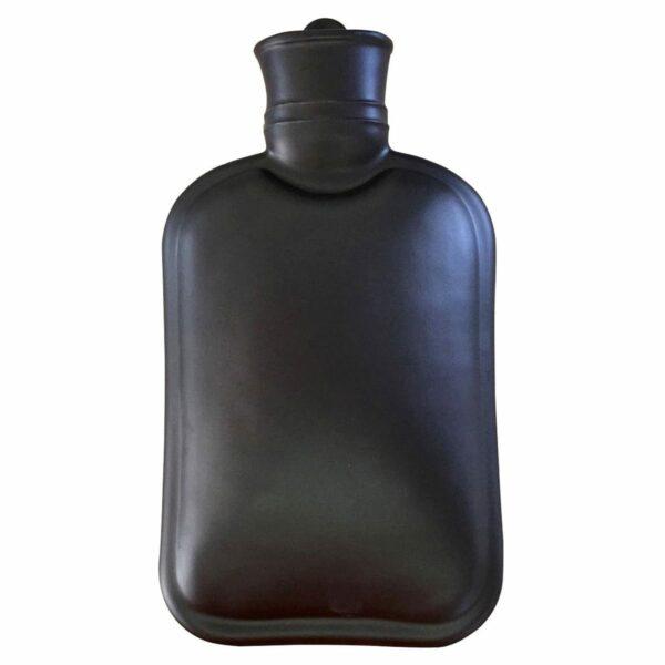 Umidificatore per termosifone in ceramica a forma di boulle colore nero