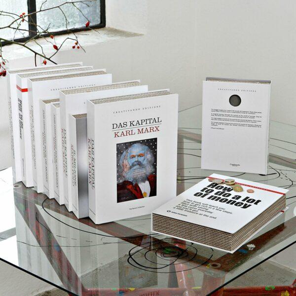 libri a tema economico che in realtà sono dei salvadenai