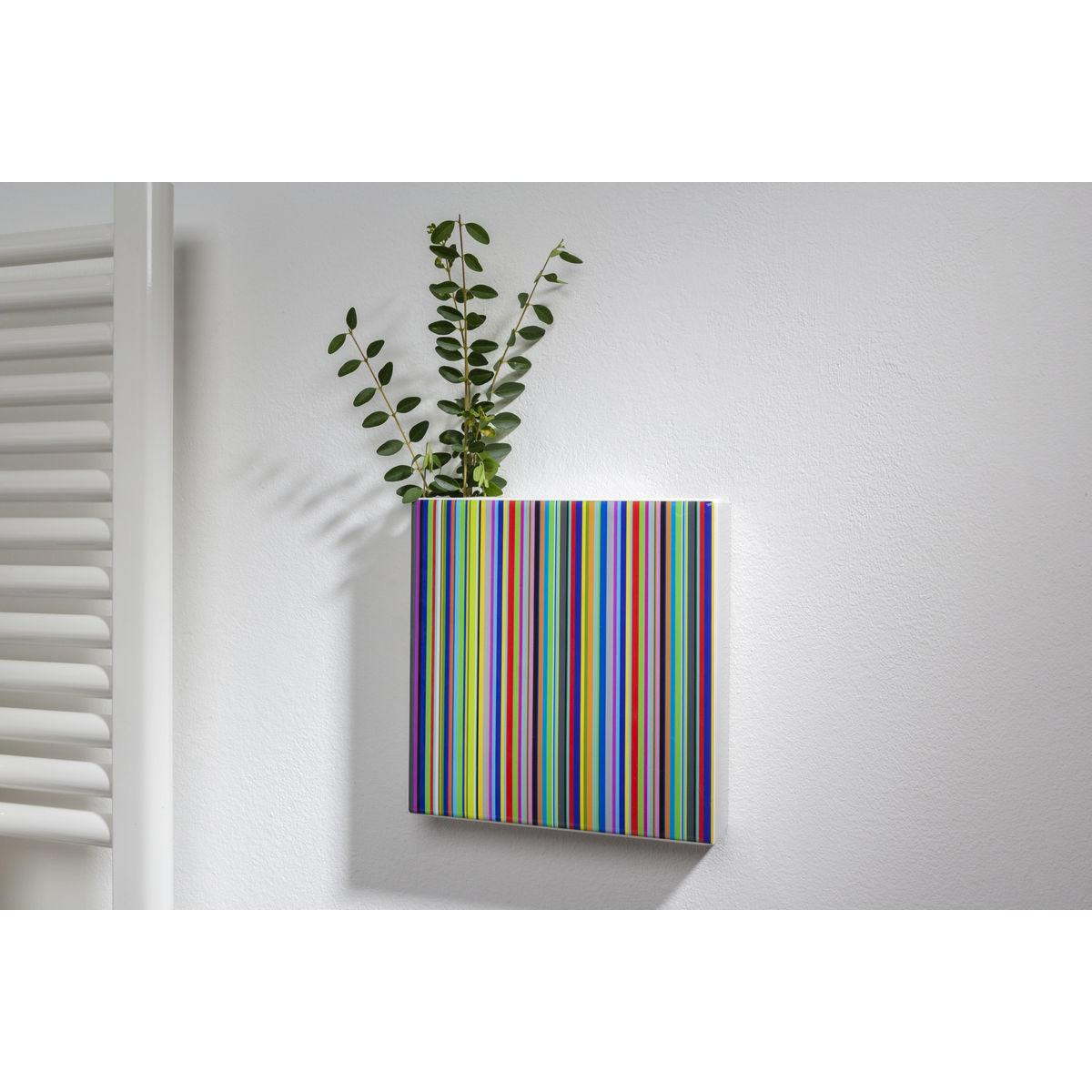 Umidificatore per termosifone in ceramica a forma di vaso concept di Laura Ellero
