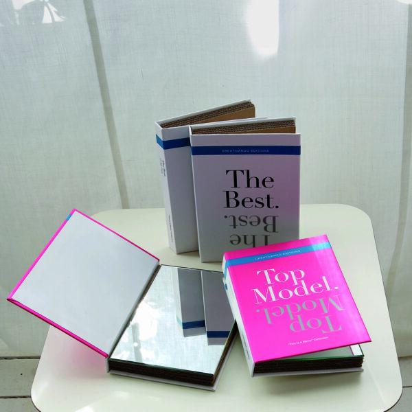 libri dal titolo ironico che in realtà sono specchi
